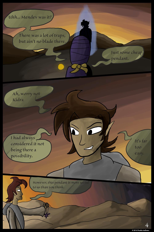 Sand Bandits – Page 4