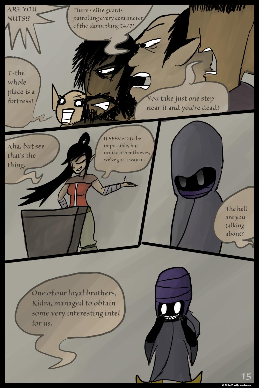 Sand Bandits – Page 15