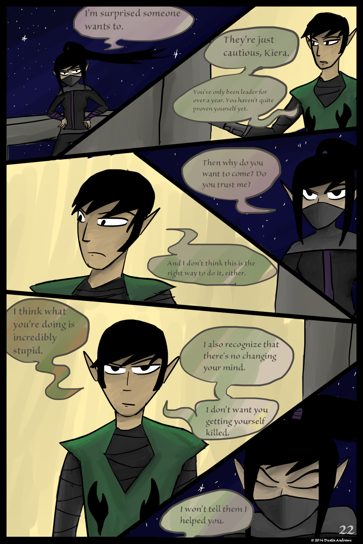 Sand Bandits – Page 22
