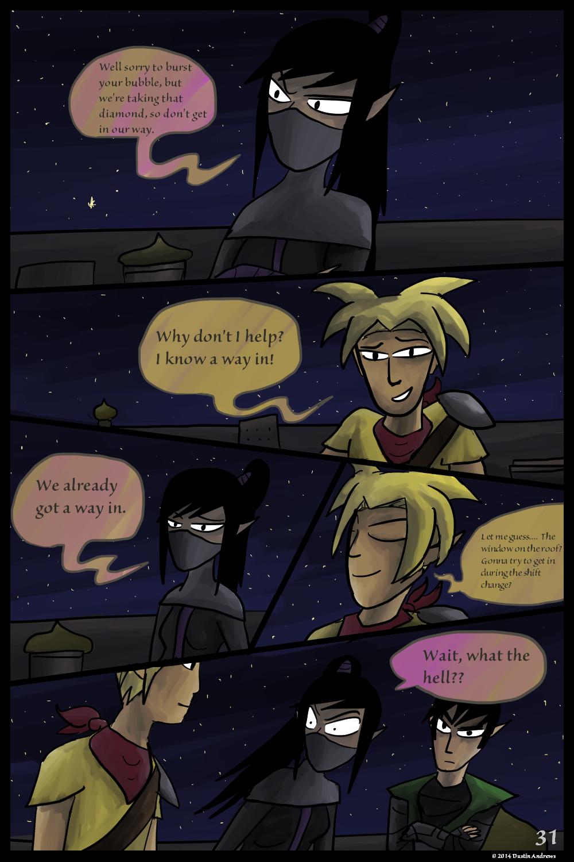 Sand Bandits – Page 31