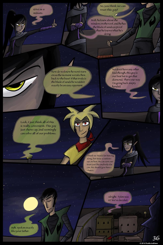 Sand Bandits – Page 36