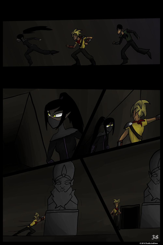 Sand Bandits – Page 38