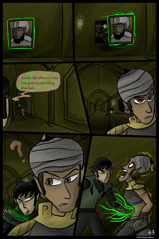 Sand Bandits – Page 43