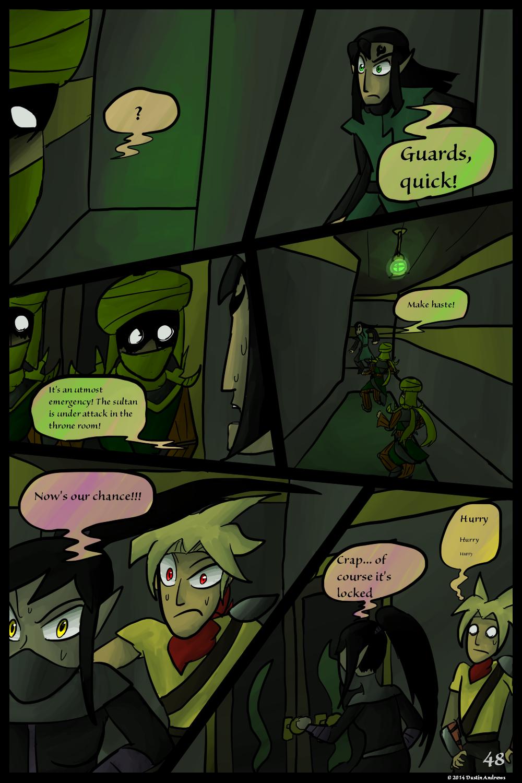 Sand Bandits – Page 48