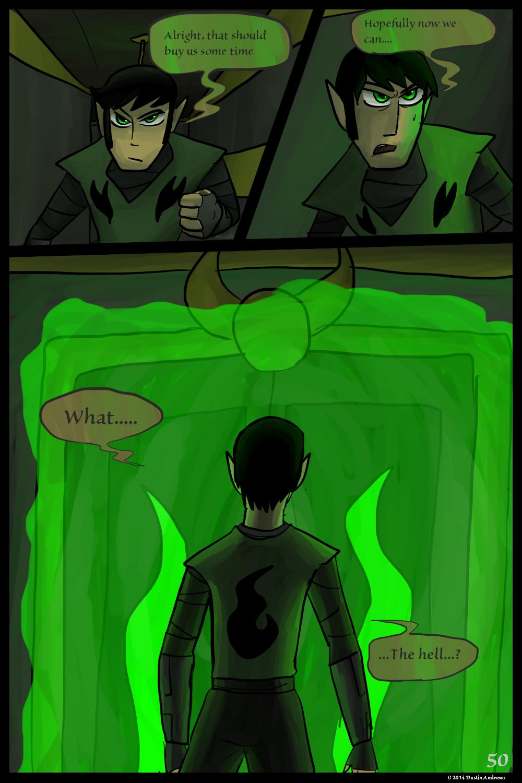 Sand Bandits – Page 50