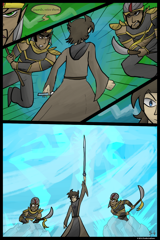Sand Bandits – Page 54