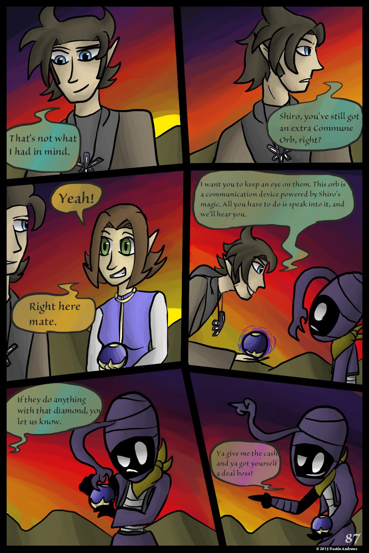 Sand Bandits – Page 87