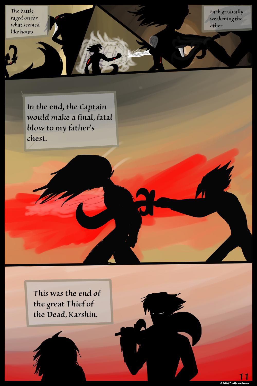 Sand Bandits – Prologue 11