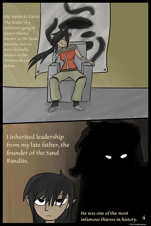 Sand Bandits – Prologue 4