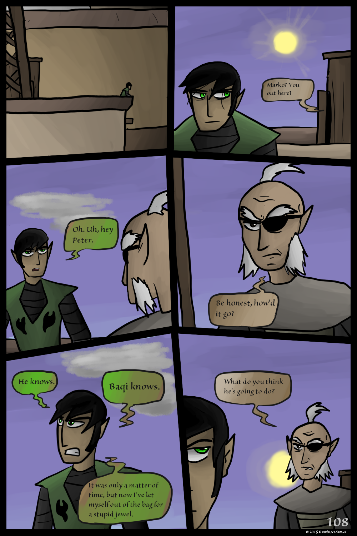 Sand Bandits – Page 108