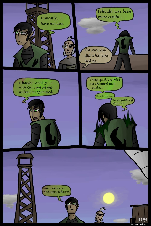 Sand Bandits – Page 109
