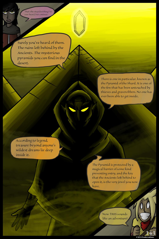 Sand Bandits – Page 143
