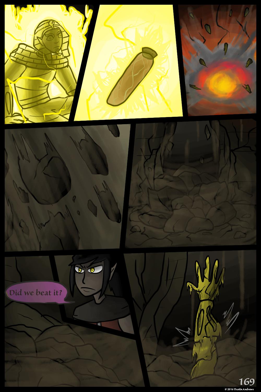 Sand Bandits – Page 169