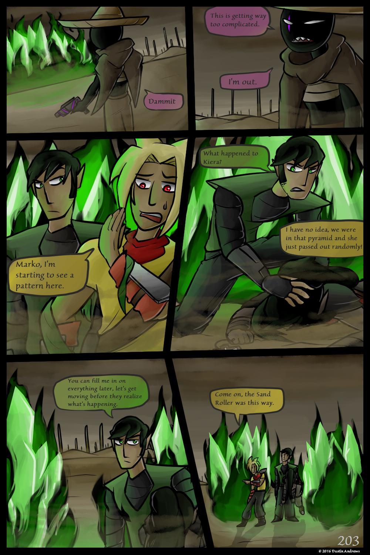 Sand Bandits – Page 203