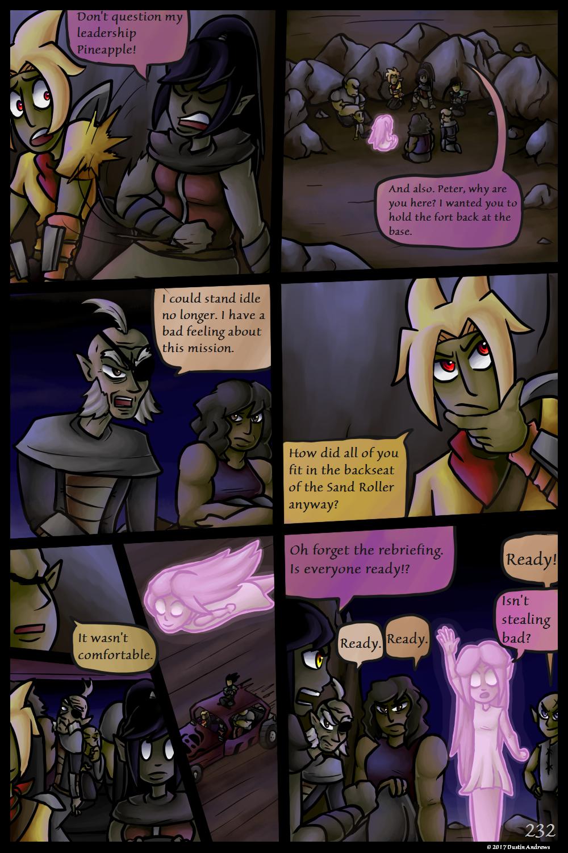 Sand Bandits – Page 232