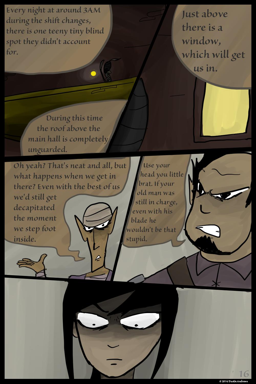Sand Bandits – Page 16