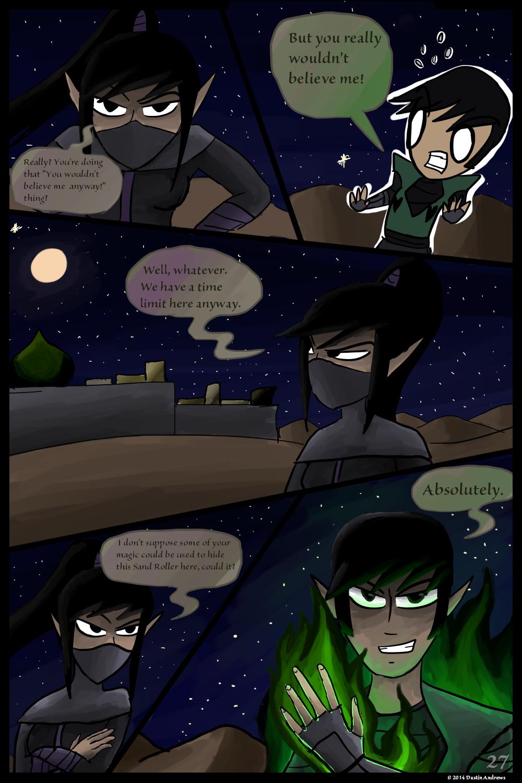 Sand Bandits – Page 27