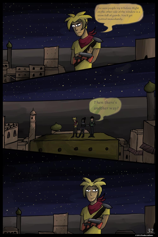 Sand Bandits – Page 32