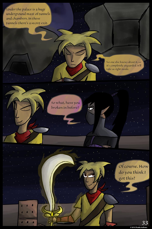 Sand Bandits – Page 33