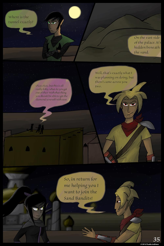 Sand Bandits – Page 35
