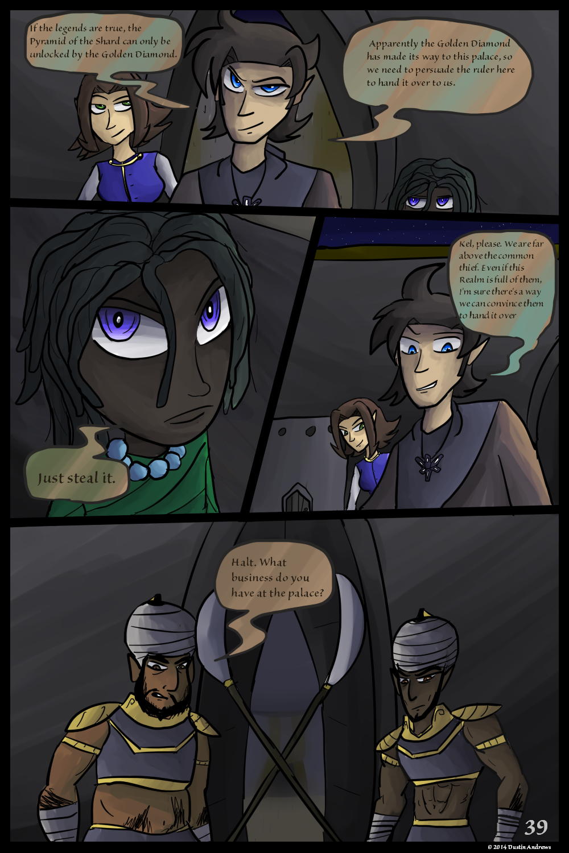 Sand Bandits – Page 39