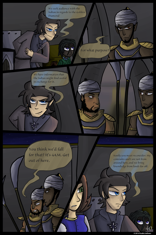 Sand Bandits – Page 40