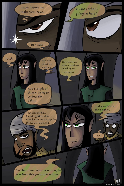 Sand Bandits – Page 41
