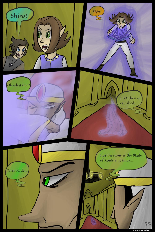 Sand Bandits – Page 55