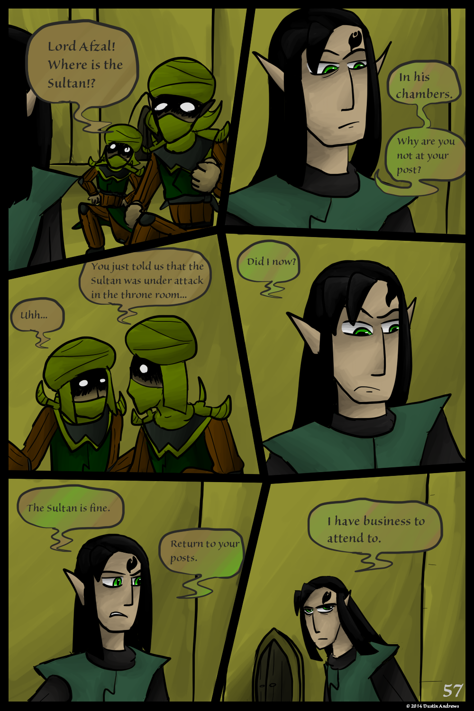 Sand Bandits – Page 57