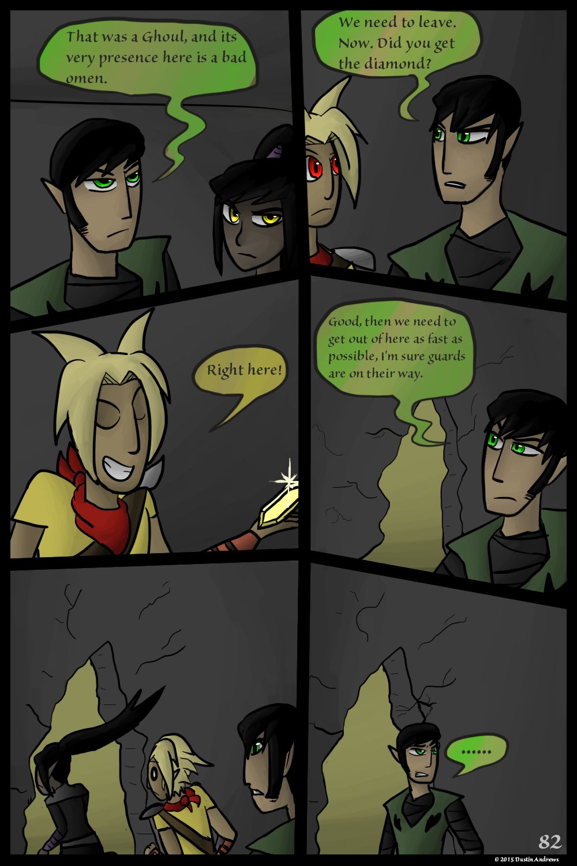 Sand Bandits – Page 82