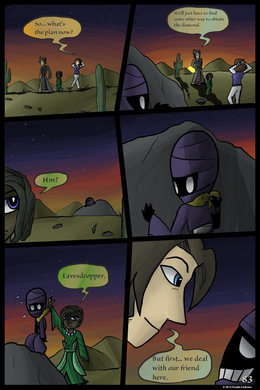 Sand Bandits – Page 83
