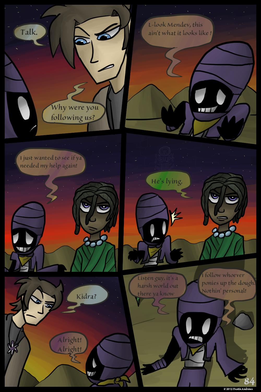 Sand Bandits – Page 84