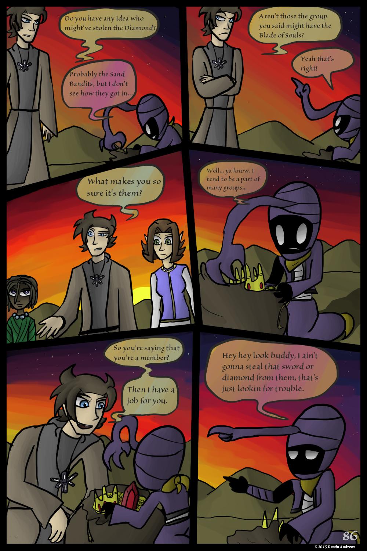 Sand Bandits – Page 86