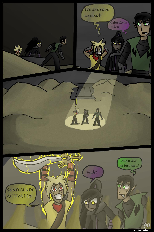 Sand Bandits – Page 90