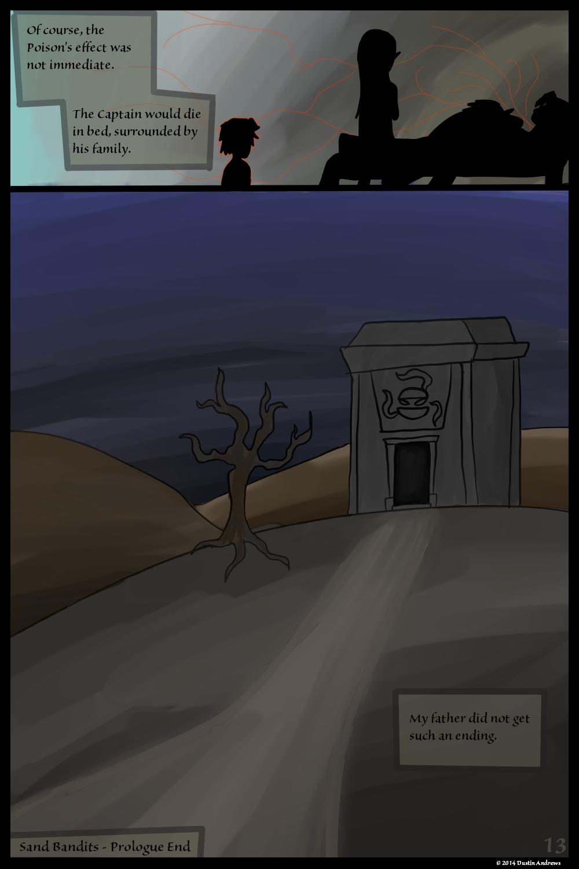 Sand Bandits – Prologue 13