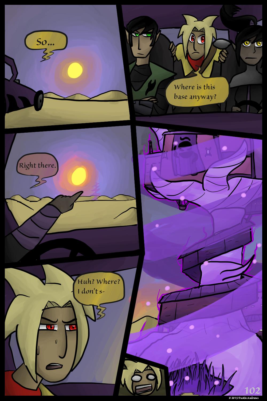 Sand Bandits – Page 102