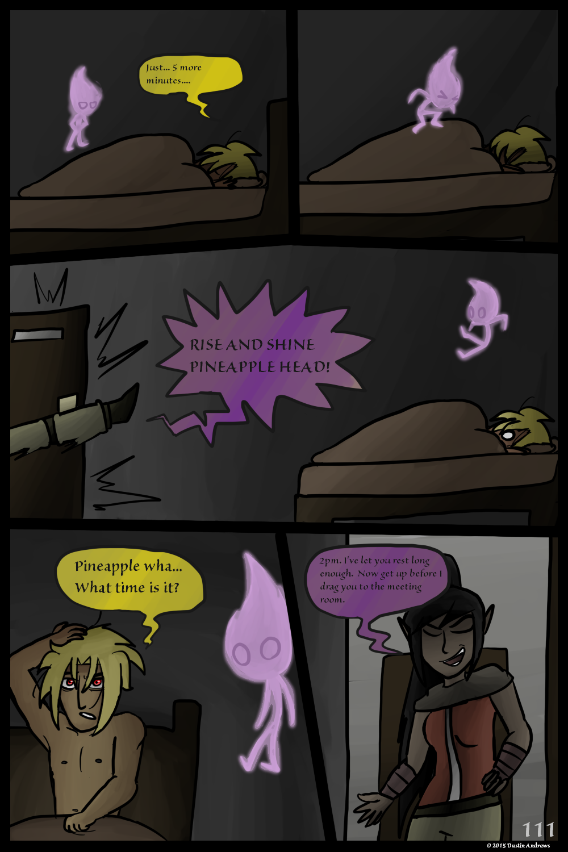 Sand Bandits – Page 111