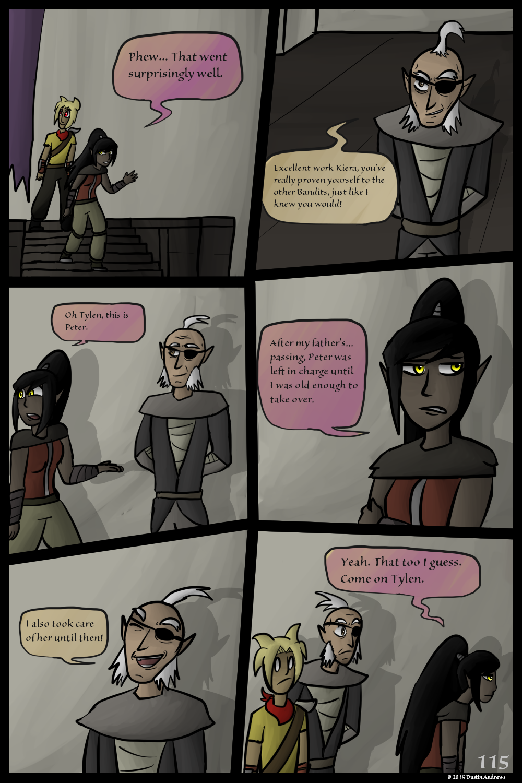 Sand Bandits – Page 115
