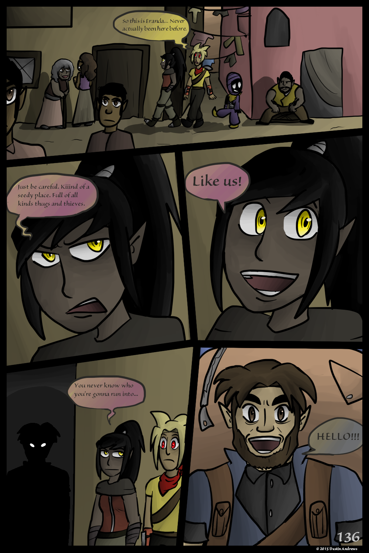 Sand Bandits – Page 136