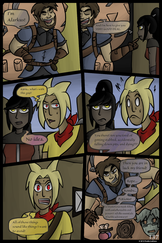 Sand Bandits – Page 137