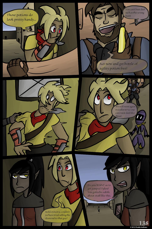 Sand Bandits – Page 138