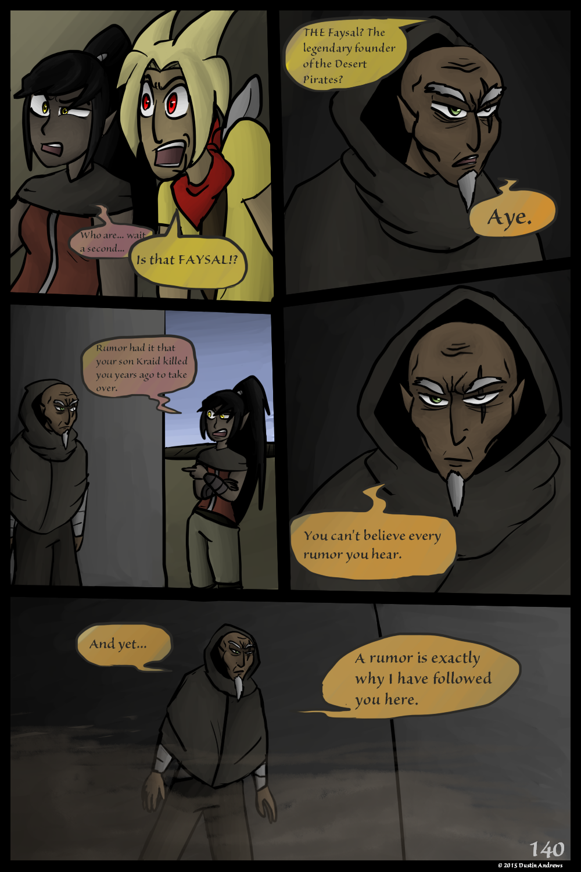 Sand Bandits – Page 140