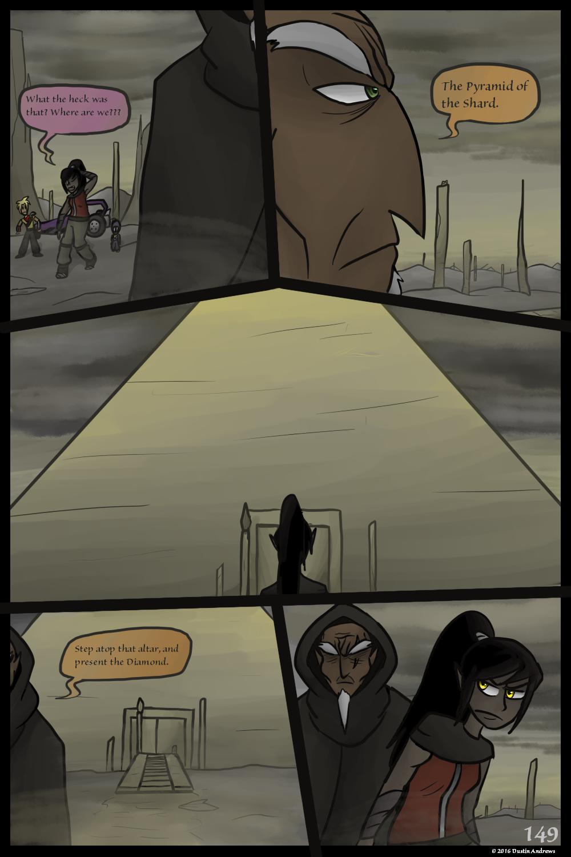 Sand Bandits – Page 149