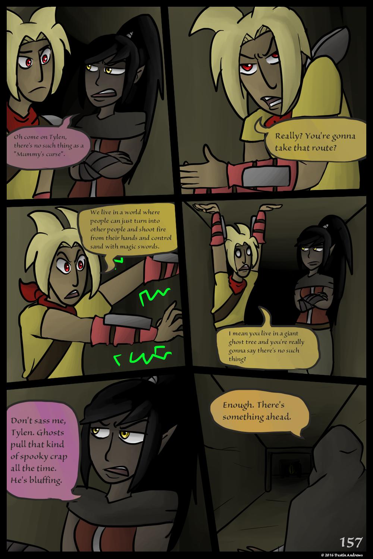 Sand Bandits – Page 157
