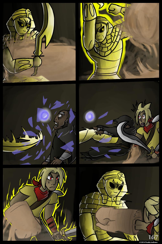 Sand Bandits – Page 167