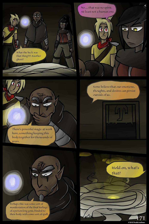 Sand Bandits – Page 171