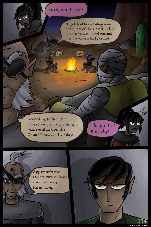 Sand Bandits – Page 214
