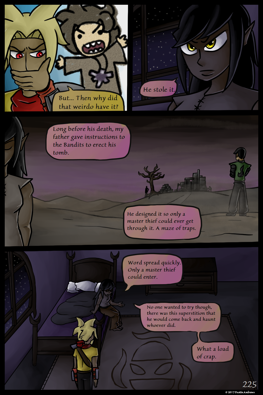 Sand Bandits – Page 225
