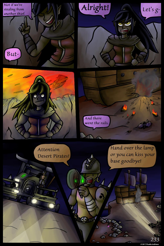 Sand Bandits – Page 233