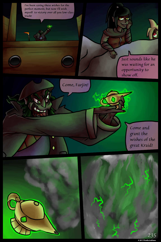 Sand Bandits – Page 235
